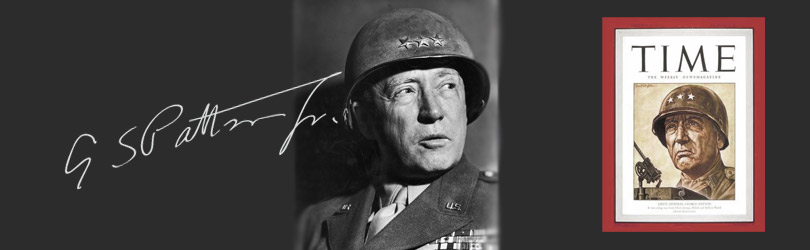 General George patton Born 11th November 1885 | General George Patton Died 21st December 1945