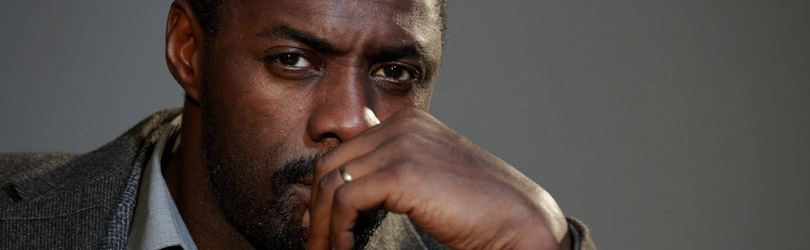 Idris Elba Image as Luther