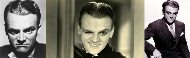 James Cagney Montage Image