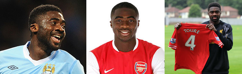 Kolo Toure | Arsenal Invincible signs for Liverpool