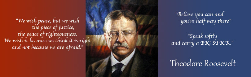 Theodore-Roosevelt quotes and pictures