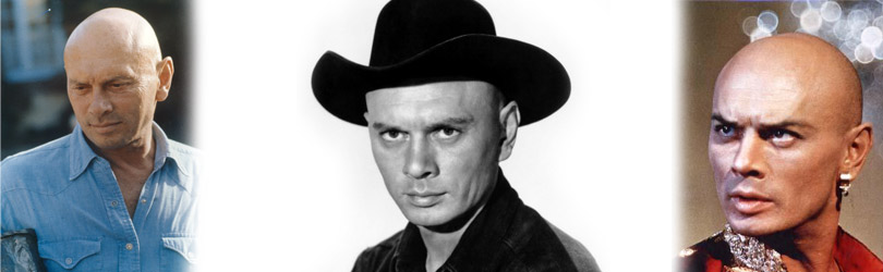 Yul Brynner image montage